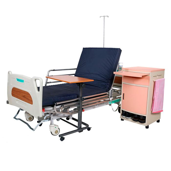 Медицинская кровать OSD-9018 с электроприводом
