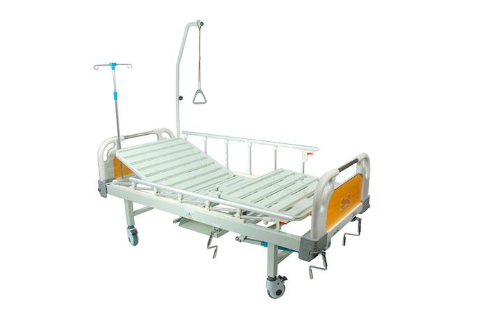 Кровать медицинская E-8WC многофункциональная с туалетным устройством для лежачих больных
