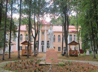 ГБУКО Нагорновский психоневрологический интернат