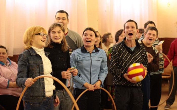 Спортивные игры в интернате