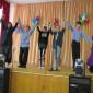 Концерт в Новомедянском психоневрологическом интернате
