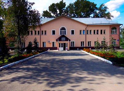 Новосибирский областной геронтологический центр