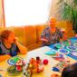 Досуг постояльцев Областного центра социальной реабилитации для инвалидов