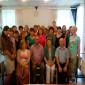 Жильцы Областного центра социальной реабилитации для инвалидов