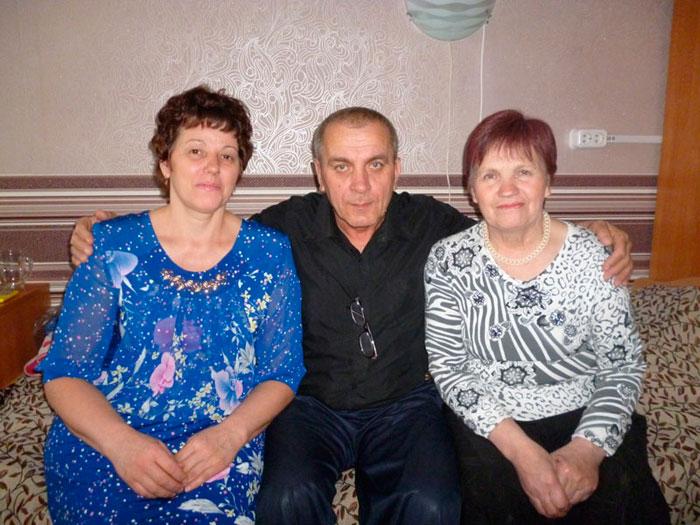 Постояльцы Областного центра социальной реабилитации для инвалидов