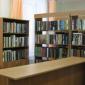 Библиотека пансионата
