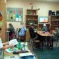 Комната трудотерапии в Психоневрологическом интернате №6 (Санкт-Петербург)