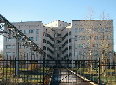 ГБСУСО Психоневрологический интернат № 3 (Петергоф)