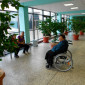 Холл Психоневрологического интерната №7 (Санкт-Петербург)