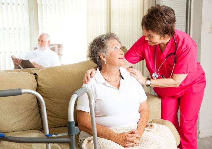 Уход за пациентом после инфаркта