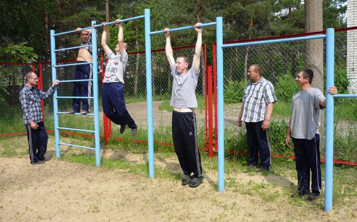 Спортивные мероприятия в Решетихинском психоневрологическом интернате
