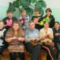 Досуг жильцов Русско-Турекского психоневрологического интерната