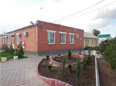 ГБУ СОН Самарский дом инвалидов