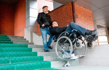 Ступенькоходы для инвалидов