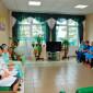 Персонал в Такмыкском психоневрологическом интернате