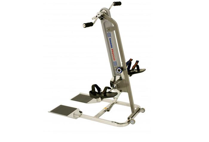 Велосипедный тренажер для реабилитации после инсульта
