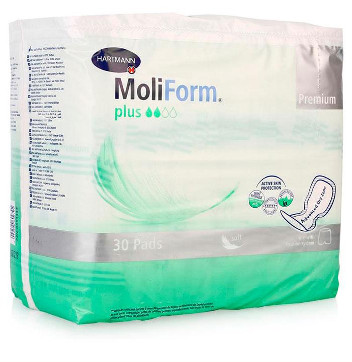 Урологические прокладки Hartmann Moliform Premium Plus