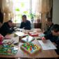 Досуг жильцов Усть-Ивановского психоневрологического интерната