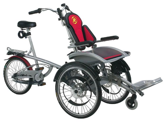 Велосипеды для взрослых инвалидов