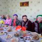 Обед жильцов Волгапинского дома-интерната милосердия