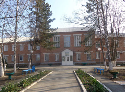 ГБУСОН РО Зерноградский психоневрологический интернат