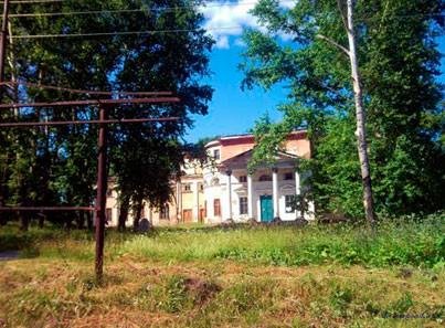 ГБУ Билимбаевский психоневрологический интернат