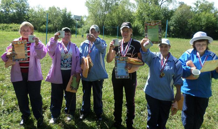 Спортивные мероприятия в Букреевском психоневрологическом интернате