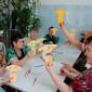 Досуг жильцов Черноисточинского психоневрологического интерната