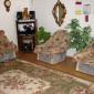 Холл Дивенского дома-интерната для престарелых «Дубки»