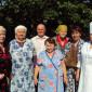 Персонал Дивенского дома-интерната для престарелых «Дубки»