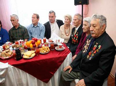 Вологда и частный дом престарелых