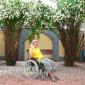Жильцы пансионата для пожилых людей «Грушевый сад»