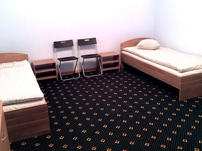 Условия проживания в пансионате «Поколение» Кунцевский