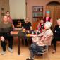 Чаепитие жителей пансионата для престарелых «Приютино»