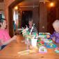 Досуг жильцов пансионата для пожилых «Счастье»
