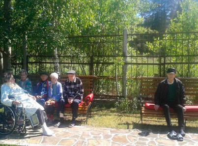Пансионат для пожилых в мурманске