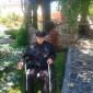 Прогулка жителей пансионата «Теплые беседы» Бутово