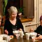 Обед Пансионата «Теплые беседы» в Королеве