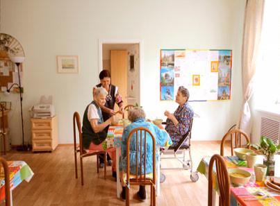 Дом интернат для престарелых и инвалидов тюмень