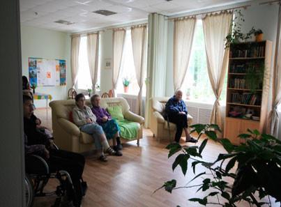 Частные пансионаты для пожилых и престарелых