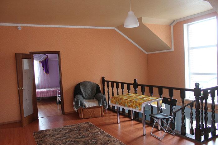 Коридор пансионата для престарелых «Анастасия»