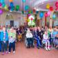 Актовый зал Дома престарелых «Лотос»