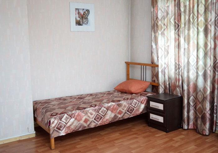 Комната постояльцев дома престарелых «Лотос»