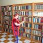 Библиотека пансионата для престарелых и инвалидов «Приозерье»