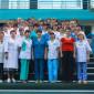 Персонал пансионата для престарелых и инвалидов «Приозерье»