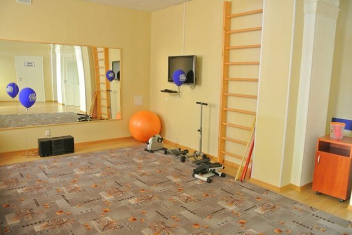 Комната физиотерапии