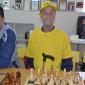 Игра в шахматы жильцов Джидинского дома-интерната для престарелых и инвалидов
