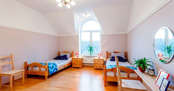 Условия проживания в Пансионате для пожилых людей «Второй Дом» в Звенигороде