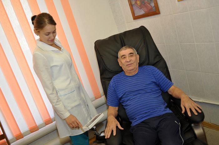 Медицинские услуги в Ишимбайском психоневрологическом интернате