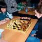 Игра в шахматы постояльцев Изобильненского психоневрологического интерната